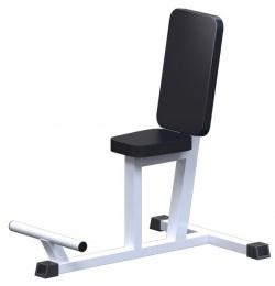 Силовая скамья для жима сидя WS002.1