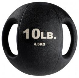 Тренировочный мяч с хватами 4,5 кг (10lb)