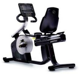 250G Горизонтальный велотренажер Pulse Fitness FUSION
