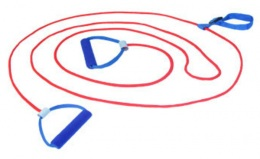 Эспандер лыжника-пловца V76 одинарный взрослый ЭЛБ-К