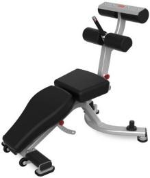 Скамья для упражнений на пресс регулируемая STAR TRAC IP-B7510