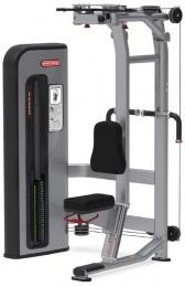 Тренажер для мышц груди / спины (сведение рук / отведение рук) STAR TRAC IP-S2305