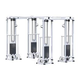 Биотонус-4 (стек 4х75 кг) WS089.4х2200