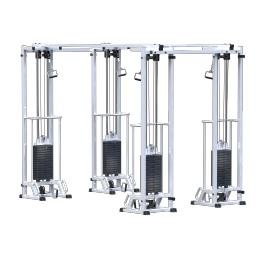 Биотонус-4 (стек 4х75 кг) WS089.4х2400