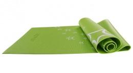 Коврик для йоги 173x61x0,6 см, с рисунком