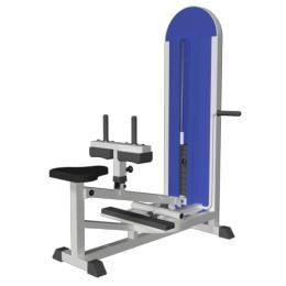 MB Barbell Тренажер для икроножных мышц сидя MB 3.27 N