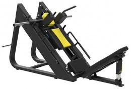 WS-1662 Тренажер Гак машина / Жим ногами (комбинированный)