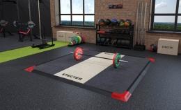 Тренировочный помост для тяжелой атлетики (3х3 метра)