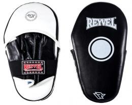 Боксерские лапы RV- 401, прямые, к/з (пара)