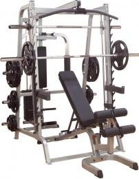 Body Solid Многофункциональный тренажер GS348Q