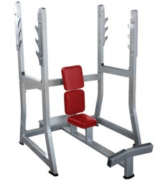 Hammer HS-2013 Олимпийская скамья для вертикального жима