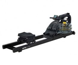 FDF Гребной тренажер Neon Plus - черный