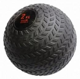 Мяч для кроссфита Слэмболл 2 кг