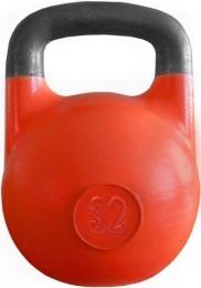 ГС-32 Гиря соревновательная 32 кг красная