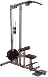 Body Solid Вертикальная, Горизонтальная тяга GLM83