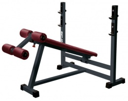Prof Line Series SТ-306 Скамейка для жима под углом вниз