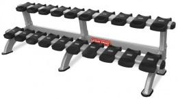 Стойка для гантелей 10 пар STAR TRAC IP-R8010