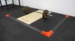 Помост тренировочный для тяжелой атлетики 2.0 (2х3 метра)