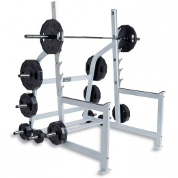 Hammer Strength HS-4013 Олимпийская стойка для приседаний