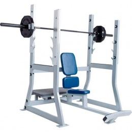 Hammer Strength HS-4014 Олимпийская скамья для вертикального жима