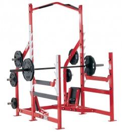 Hammer Strength HS-4015 Олимпийская силовая стойка