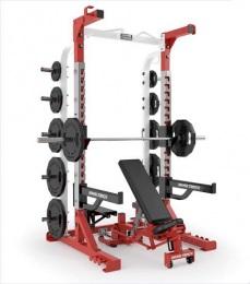 Hammer Strength HS-4035 Стойка силовая мультифункциональная