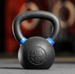 Гиря тренировочная 12 кг чугунная YOUSTEEL