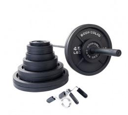 Штанга олимпийская 180 кг Retro