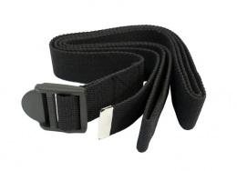 Ремешок для йоги ZIVA черный