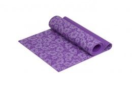 Коврик для йоги 6 мм фиолетовый