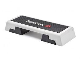 Степ-платформа REEBOK, бел\черн RSP-16150WH