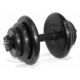 WildSport Гантель разборная 19,5 кг. MB-FdbM-At20