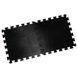 Коврик резиновый черный, 12мм. MB-MatBL-12