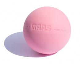 Мяч для МФР 9 см одинарный розовый
