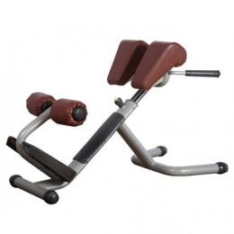 626 Тренажер для разгибания спины Гиперэкстензия 45 градусов (Roman Chair)