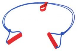Эспандер лыжника-пловца V76 двойной подростковый ЭЛМ-2Р-К