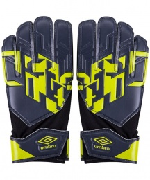 Перчатки вратарские Veloce Glove JNR 20908U, темно-серый/зеленый
