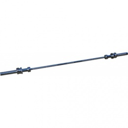 Гриф для кроссфита для штанги усиленный, сложный, D-50, L2200, до 500 кг, олимпийский замок 2x2,5 кг