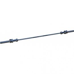 Тяжелоатлетический гриф для штанги усиленный, сложный, D-50, L2200, до 250 кг, олимпийский замок 2x2,5 кг