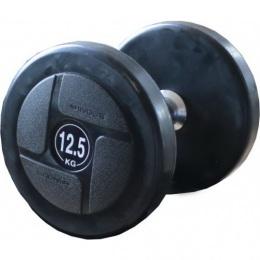 Гантельный ряд POWER 27,5 кг - 50 кг (10 пар), шаг 2,5 кг