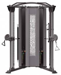 Aerofit IT9330Двойная регулируемая тяга, функциональный тренинг 2х200ф