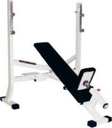Vasil Gym Наклонная скамейка для жима под углом вверх B.202