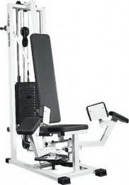Vasil Gym Тренажер для приводящих, отводящих мышц бедра комбинированный B.331