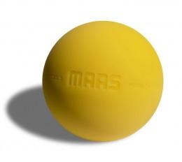 Мяч для МФР 9 см одинарный желтый