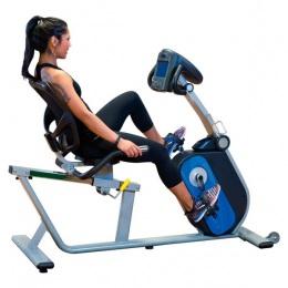 Body-Solid Горизонтальный велотренажер Endurance B4-R