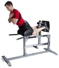 Body Solid Римский стул регулируемый SGH500