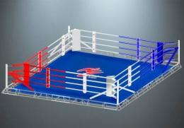 Боксерский ринг в силовой раме RS960 6х6 метра