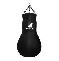 Мешок боксерский Кегля, натуральная кожа