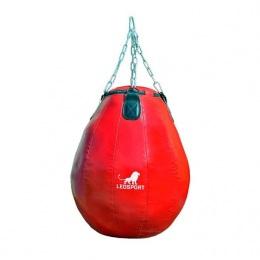 Груша боксерская «Шар», кирза