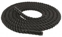 Канат для кроссфита и функционального тренинга, PROFI-FIT, D-38 мм, L=9 м